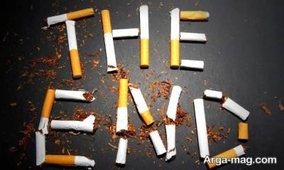 ترک سیگار و عوارض آن