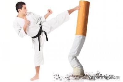راه های مقابله با عوارض ترک سیگار