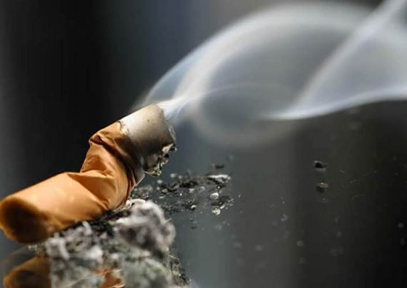 عوارض ترک سیگار