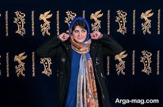 باران کوثری بازیگر با سابقه ایران زمین