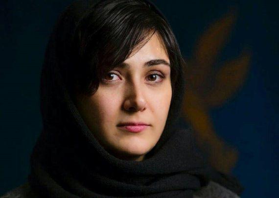 عکس های منتشر شده از باران کوثری در سینما استقلال