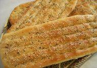 طرز تهیه نان بربری