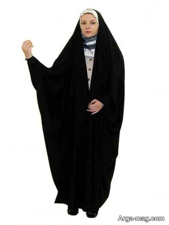 مدل چادر عربی جدید شیک