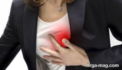 رابطه درد دست چپ و مشکلات قلبی