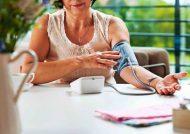 درمان فشار خون پایین در منزل