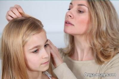 راه و روش درمان شپش سر در کودکان و بزرگسالان