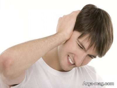 روش های درمان خانگی گوش درد