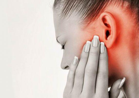 درمان خانگی گوش درد