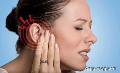 رفع گوش درد با درمان خانگی