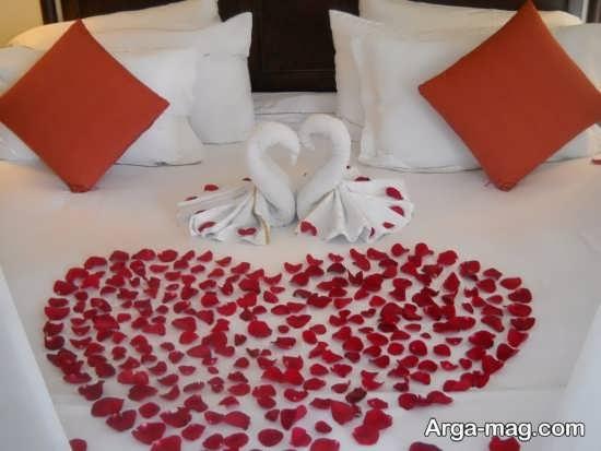 طراحی عالی تخت خواب