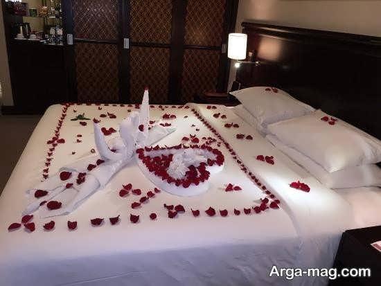 طراحی تخت خواب