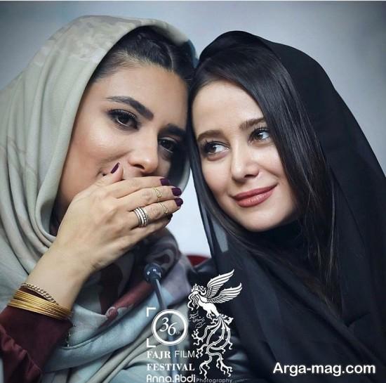 الناز حبیبی در دهه فجر