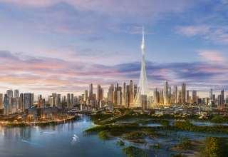 احداث شهری با انرژی پاک در نزدیکی دبی