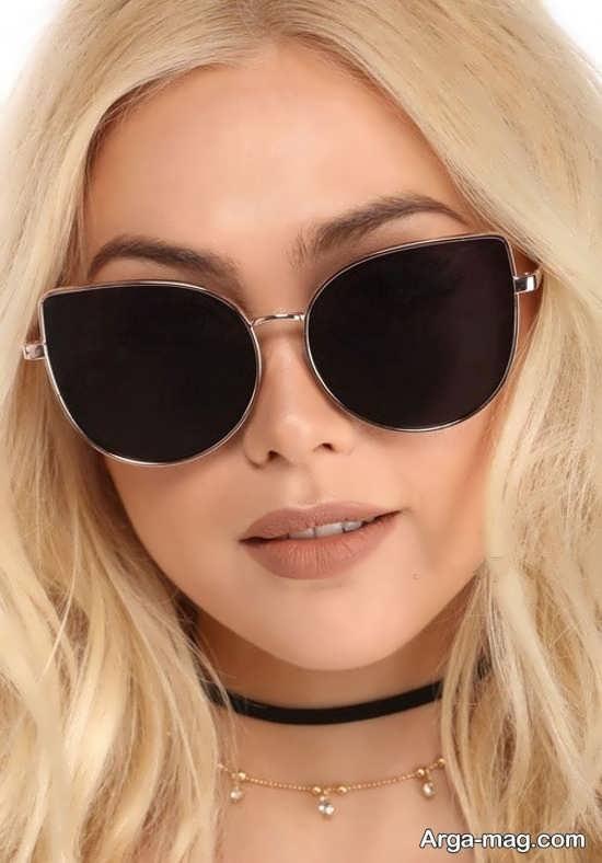 عینک آفتابی دودی زنانه