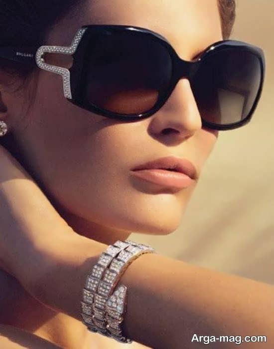 مدل زنانه عینک آفتابی اروپایی