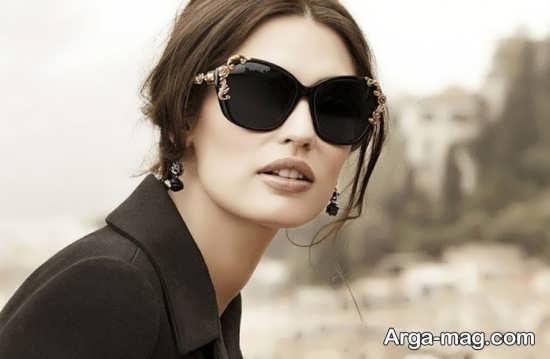 مدل زنانه عینک آفتابی