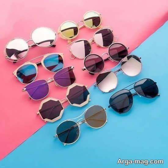عینک های متنوع و جذاب زنانه