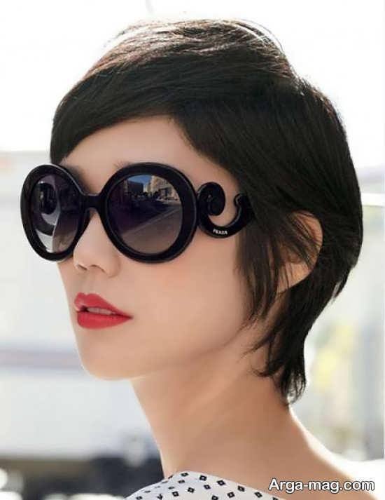 عینک آفتابی دخترانه و اروپایی