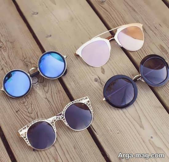 عینک های آفتابی زنانه