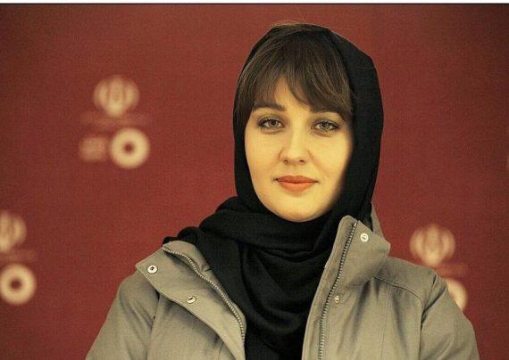 همسر ساعد سهیلی در جشنواره فجر حاضر شد+عکس