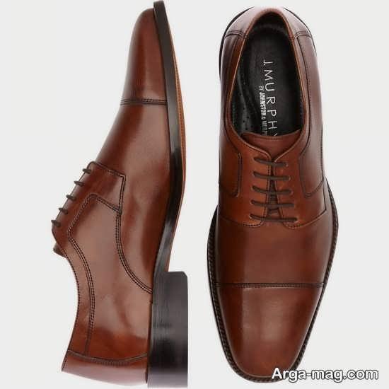 کفش مجلسی و شیک چرم مردانه