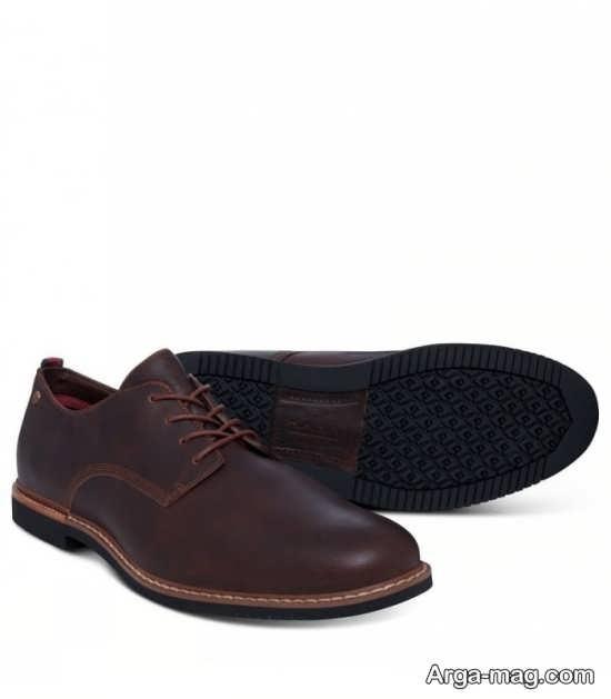 کفش مردانه چرم برای استایل خاص