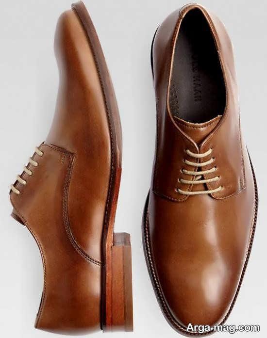 مدل کفش مردانه چرم شیک