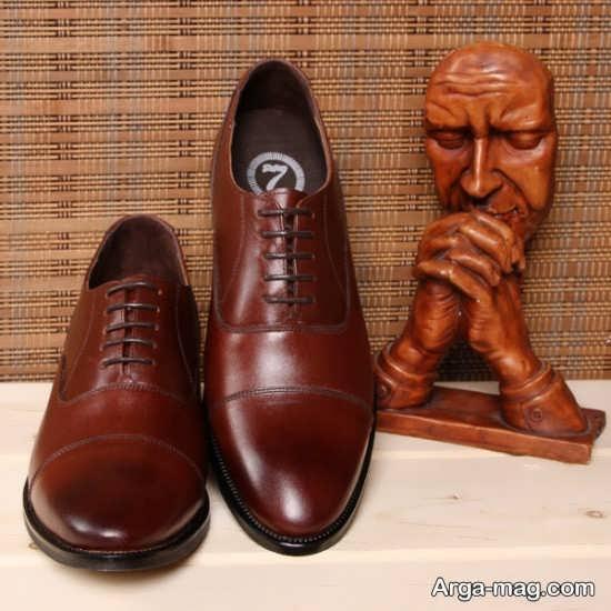 مدل کفش اروپایی مردانه