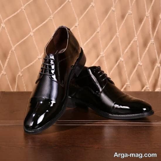 مدل متنوع و خاص کفش دامادی