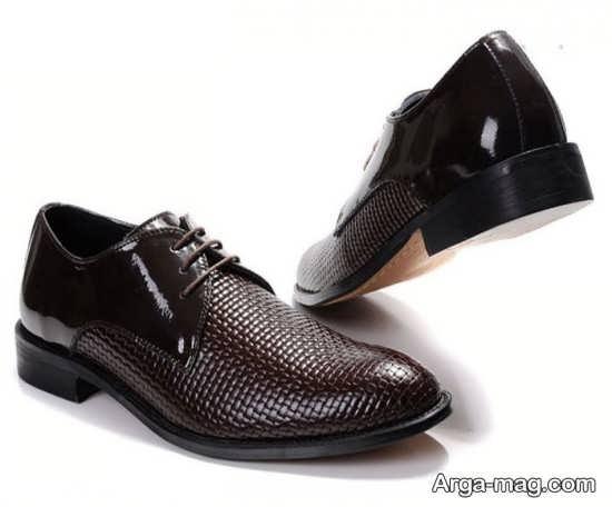 کفش مارک دار داماد
