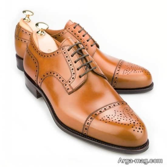 کفش دامادی با رنگ خاص