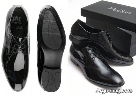 مدل کفش دامادی به روز