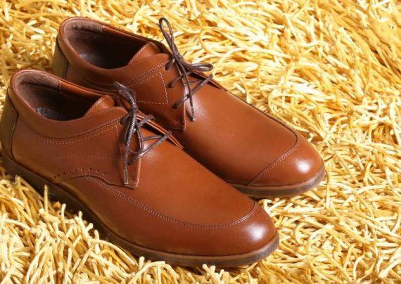 مدل کفش مردانه چرم فوق العاده