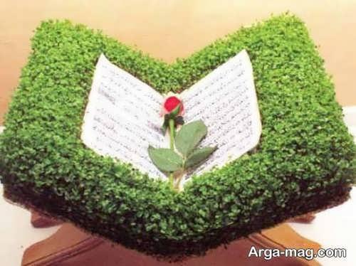 سبزه عید زیبا و خلاقانه