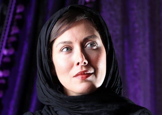 عکس های فوق العاده زیبا از بانوی چهره ی سینمای ایران در پردیس چارسو