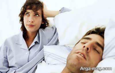 آشفتگی خواب و علل آن