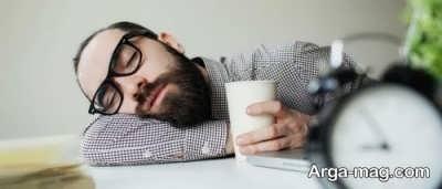 استرس و صحبت کردن در خواب