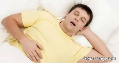 علت حرف زدن در خواب