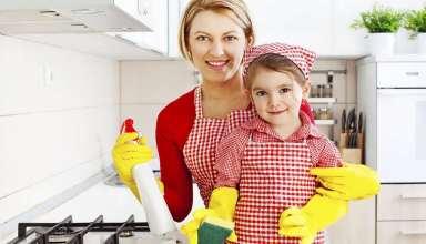 اصول خانه تکانی تکنیکی
