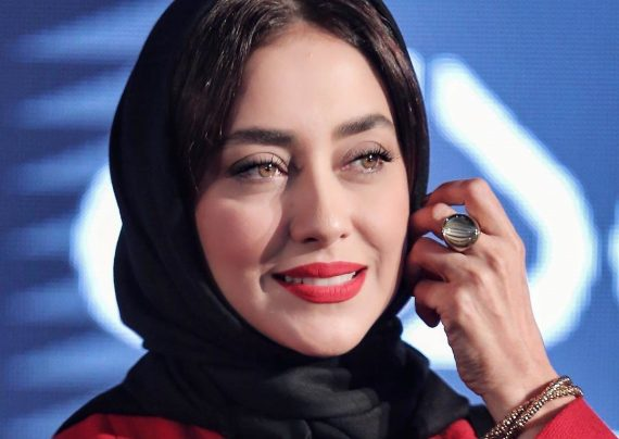 بهاره کیان افشار در 36 امین جشنواره بین المللی فجر شرکت کرد