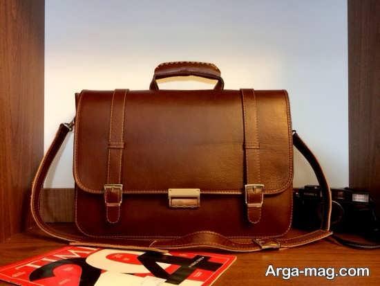 کیف اداری با رنگ خاص