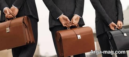 مدل کیف اداری مردانه شیک