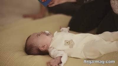علل مختلف نخوابیدن نوزاد