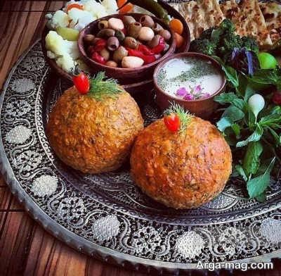 طرز تهیه کوفته تبریزی اصل و نکاتی برای طعم بهتر