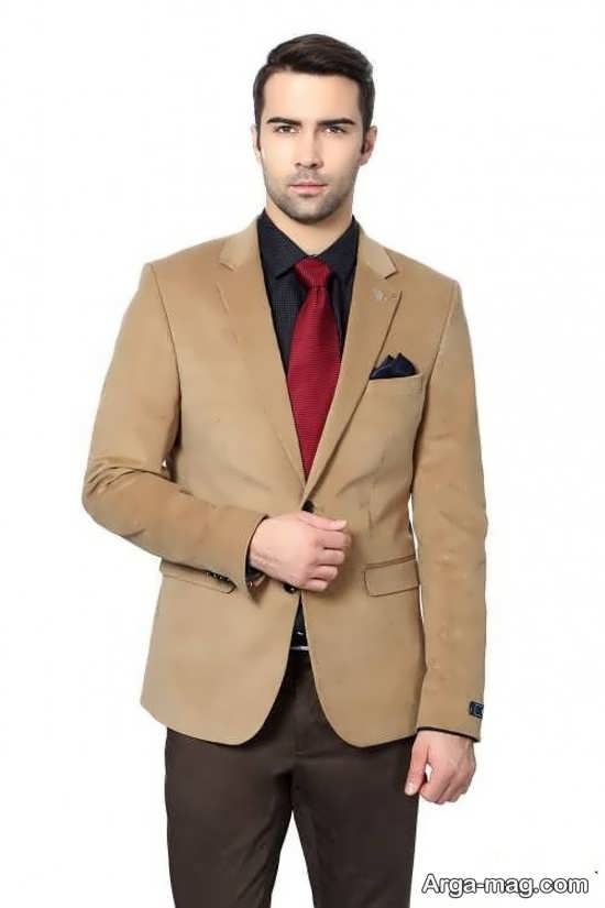 مدل کت تک مجلسی مردانه