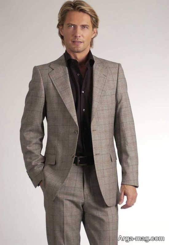 کت و شلوار های مردانه برای افراد قد بلند