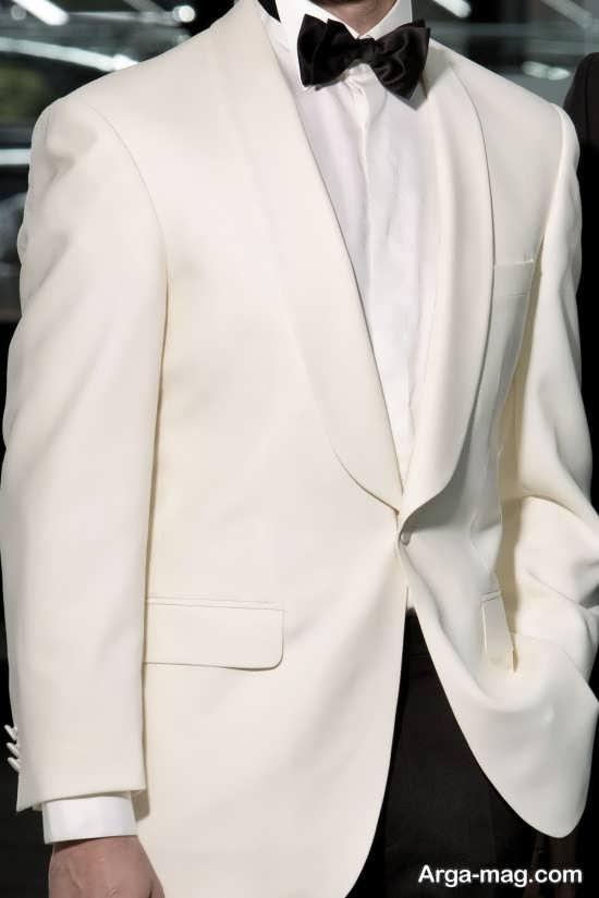 رنگ بندی خاص کت و شلوار سایز بزرگ