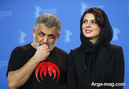 لیلا حاتمی بازیگر 45 ساله ایران