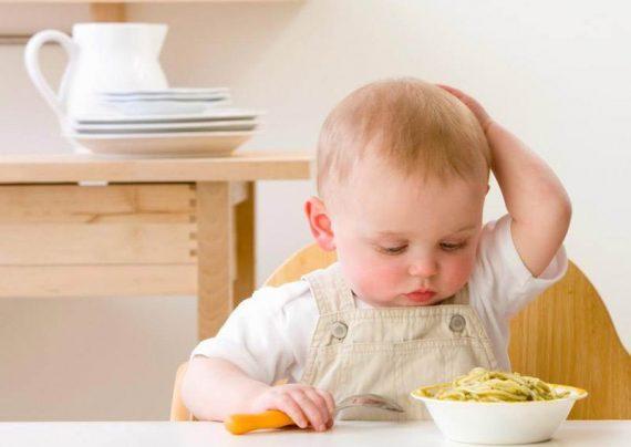 لیست غذاهای کودک یک ساله