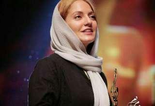 عکسی جالب و خنده دار از مهناز افشار در کافه دوستش